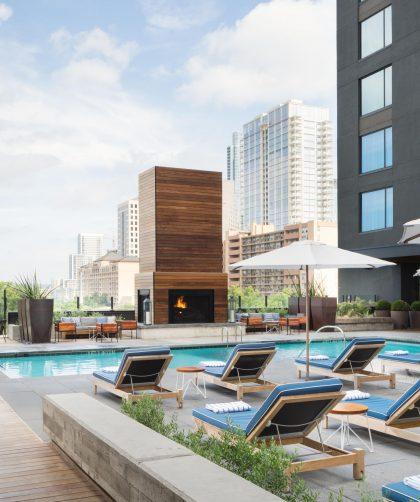Layanan Terbaik Hotel Central Austin