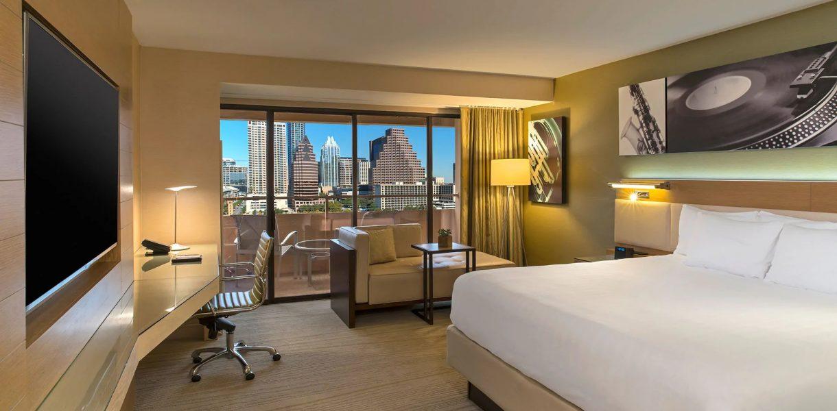 Hotel Austin Terbaik Untuk Penginapan