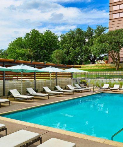 Banyak Pilihan Hotel di Central Austin